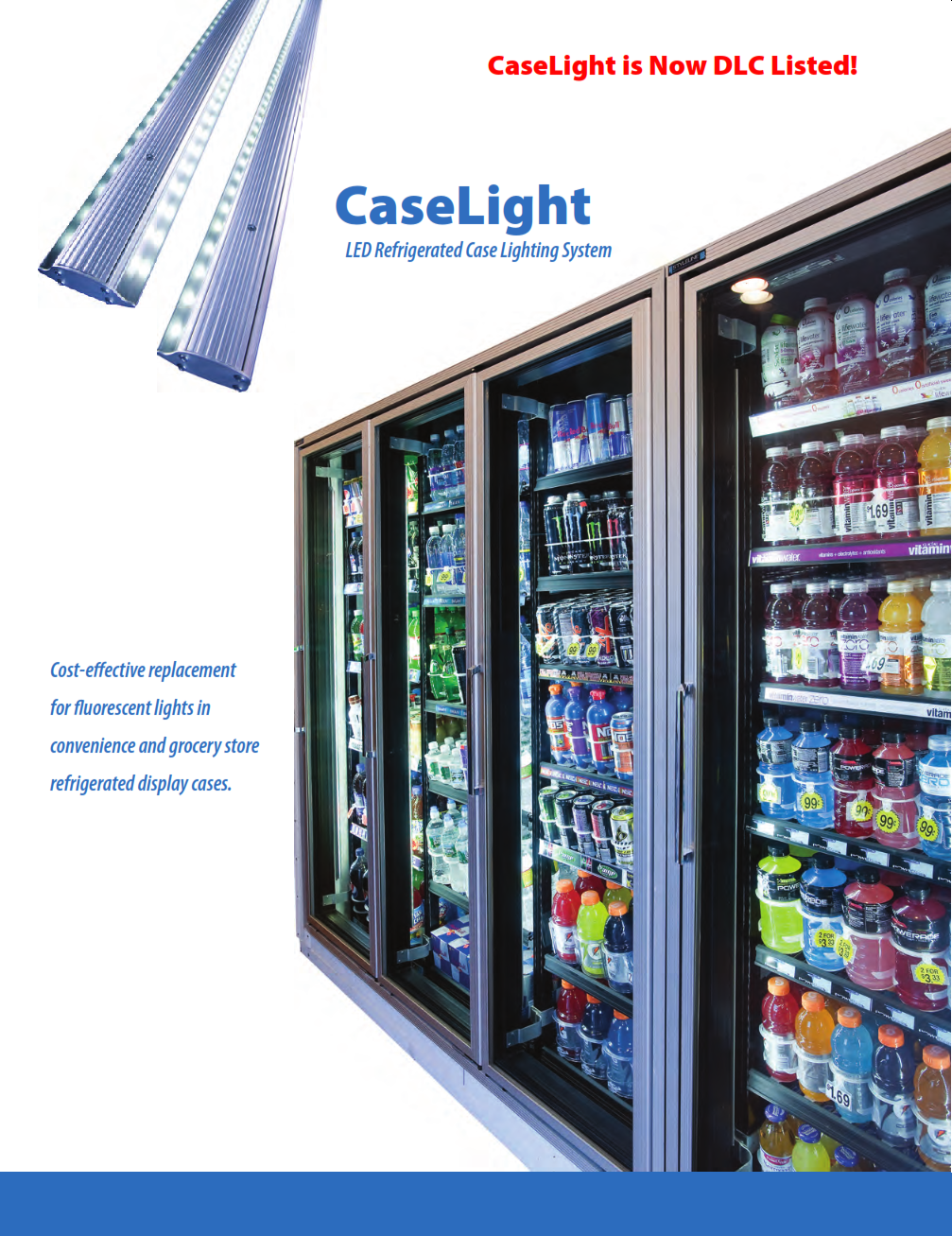 Case Light Cooler Led Retrofit Kits Lighting Supply Outlet